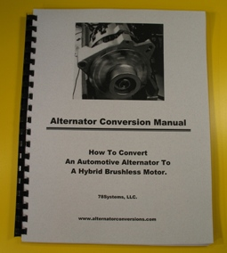 Alternator Conversions How to Convert an Alternator Into a Motor
